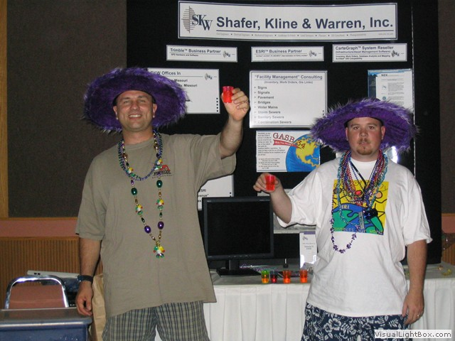 2004 Missouri Mappers Association